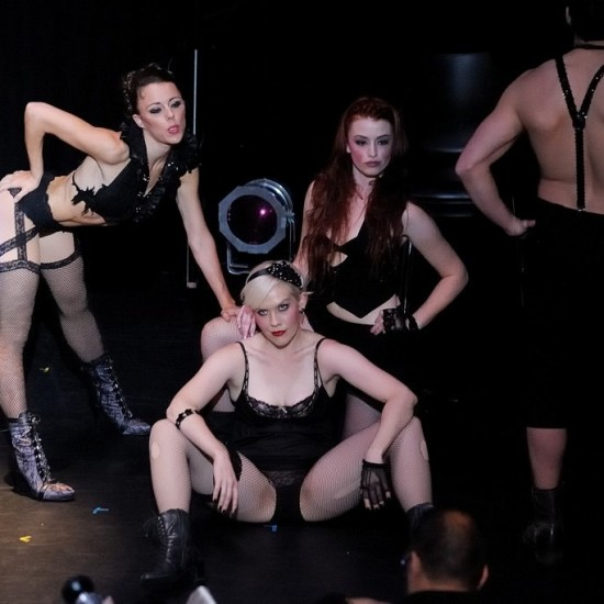Erin Cornell Cabaret Image